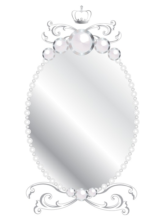 Mirror Frame Crown · Free image on Pixabay