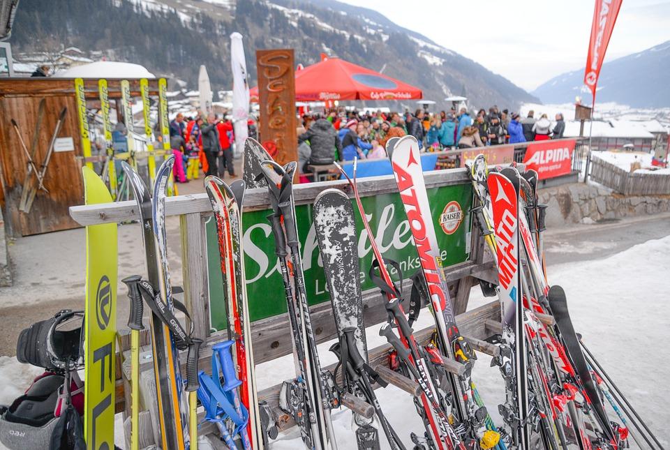 Party ski apres