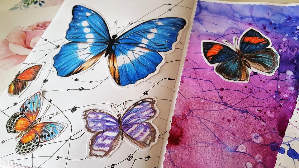 Umeni Malovani Kresba Fotografie Zdarma Na Pixabay