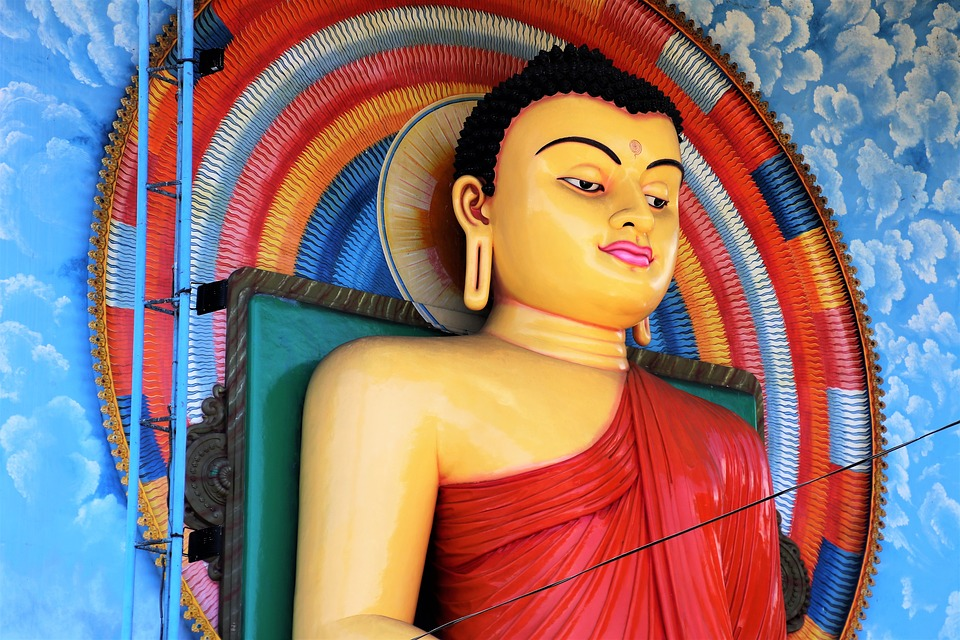 what is the religion of sri lanka