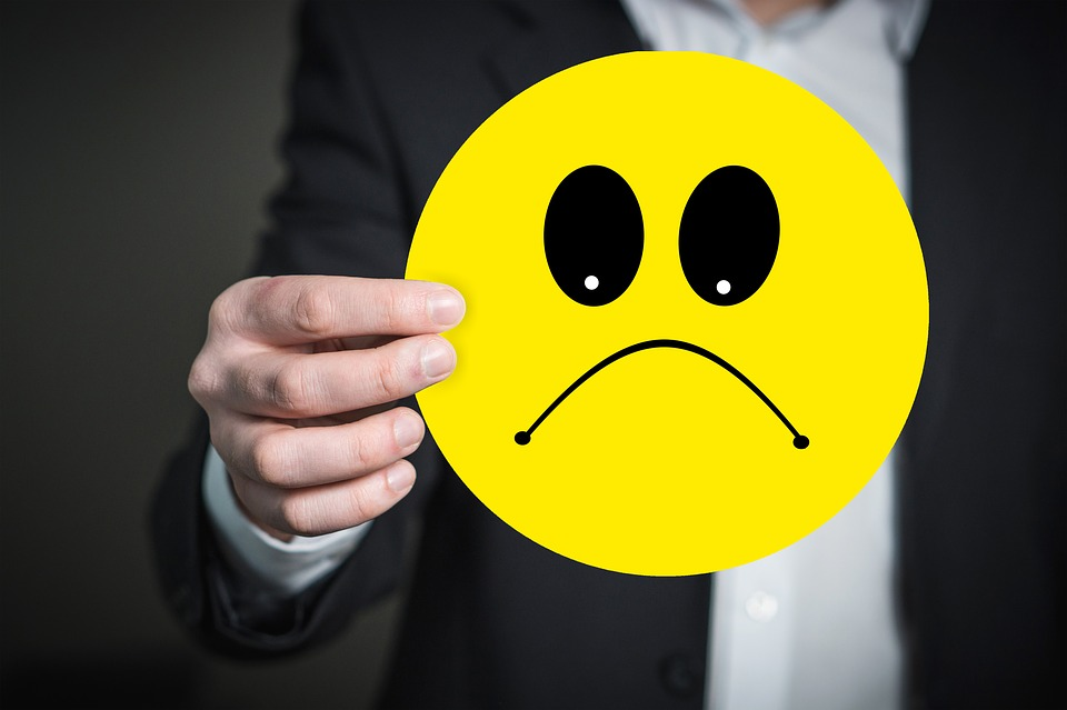 Emoji, Smiley, Bad Mood, Feeling, Emoticon, Businessman