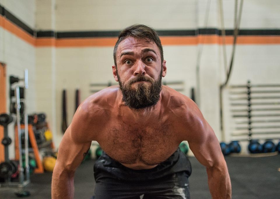 Atleta, Hombre, Personas, Músculo, Adulto, Gimnasio