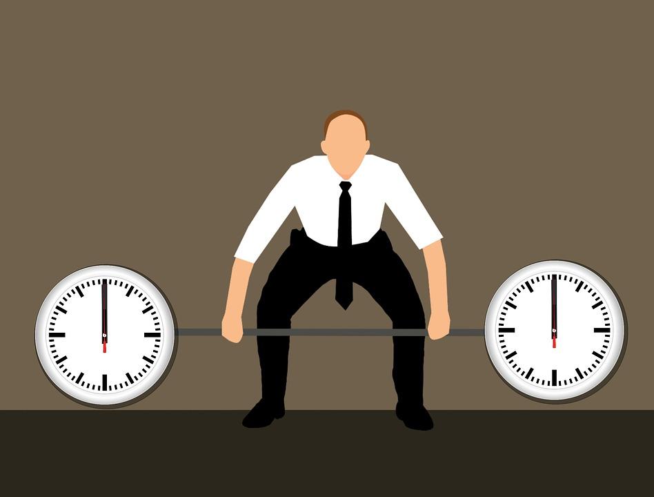 労働力, タイムライン, 期限, 責任, 課題, 努力, 筋, 強力な, 運動, コンセプト, 不可能