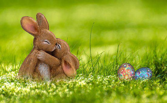 Ostern, Osterhase, Ei, Hase, Frühling