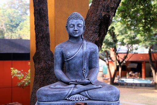 Buddha, Religion, Spiritual, Symbol