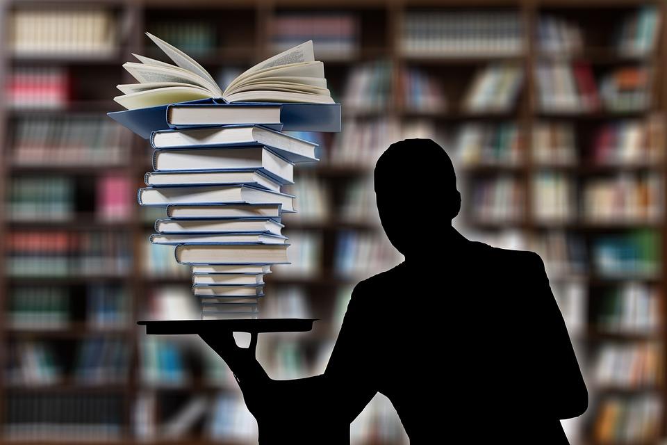 Livros, Homem, Pessoa, Homem de negócios, Professor, Professor