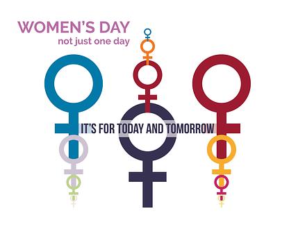 Internationaler Tag der Frauen - nicht nur heute, sondern auch morgen