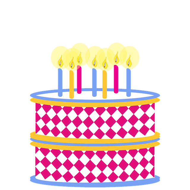Clipart Birthday Cake 183 Free Image On Pixabay