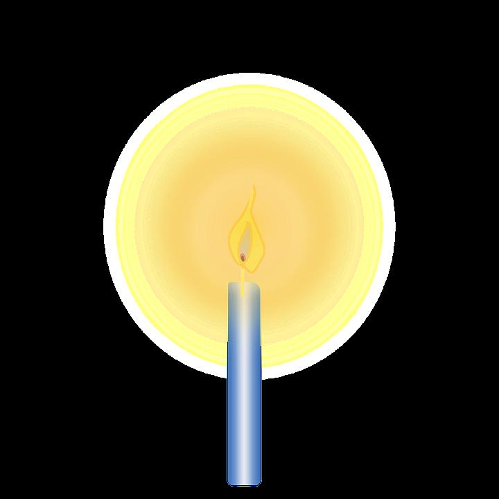 Clipart Flamme Bougie Gâteau Image Gratuite Sur Pixabay