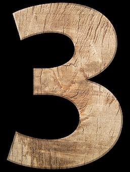 お支払い, 木, 1, 穀物, パターン, 桁, 注文, 数学, 2 つ, 3