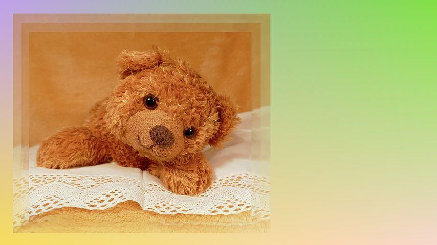Мишки плюшевые открытки картинки, открытка юбилей текст
