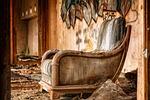 krzesło, meble, utracone miejsca