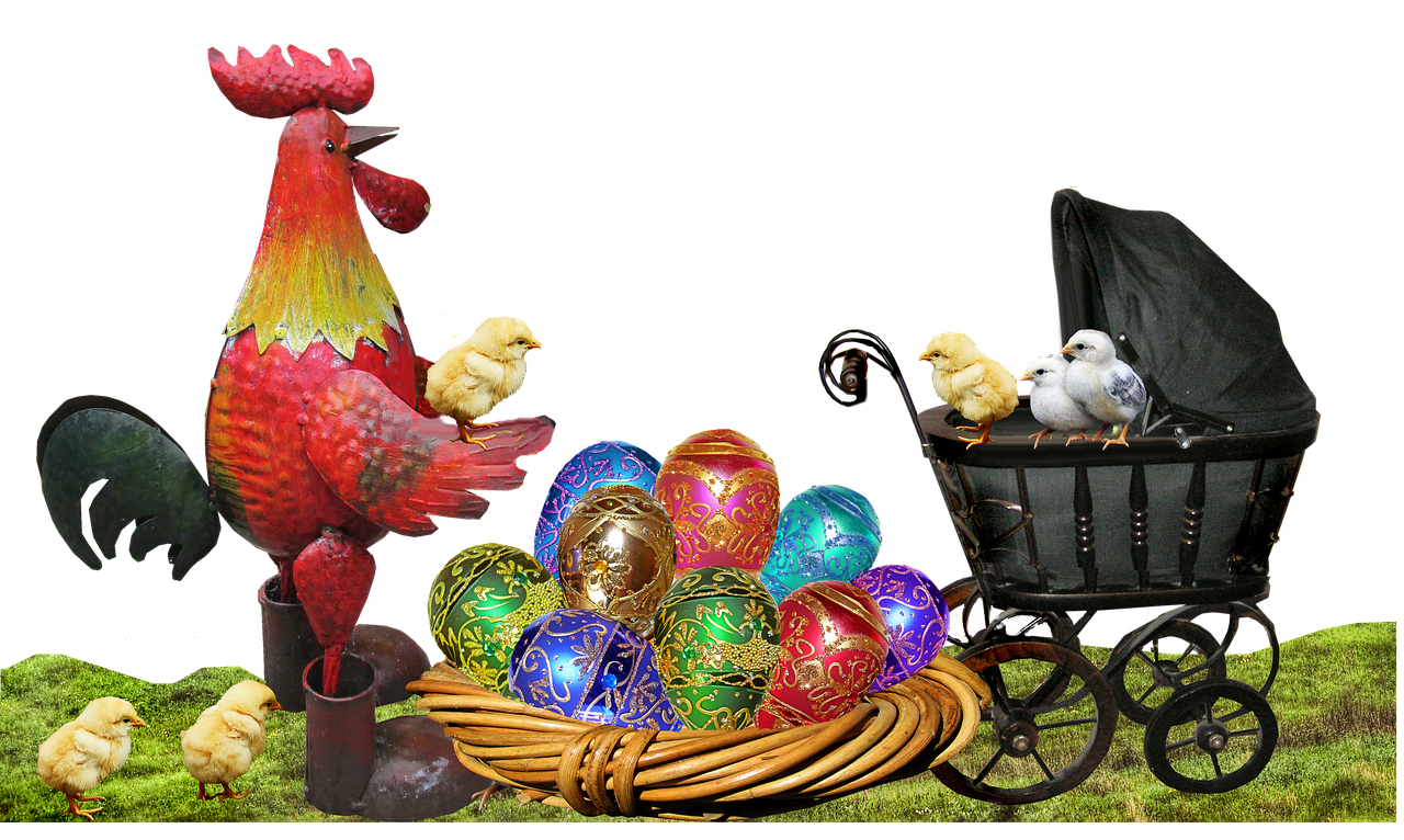 Петух и яйцо картинки