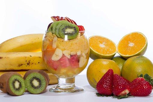 Fruit, Tropical, Healthy, Food, Dessert