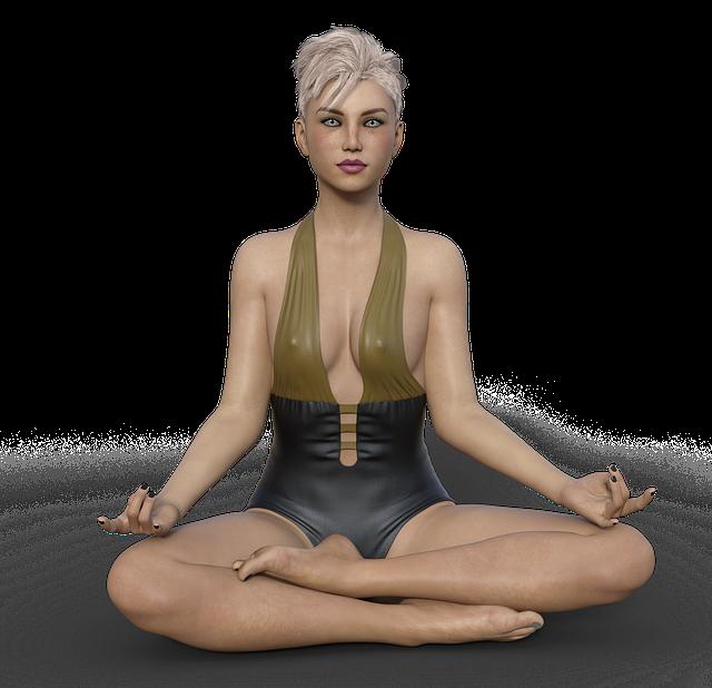 Woman Yoga Legged  Free Image On Pixabay-2470