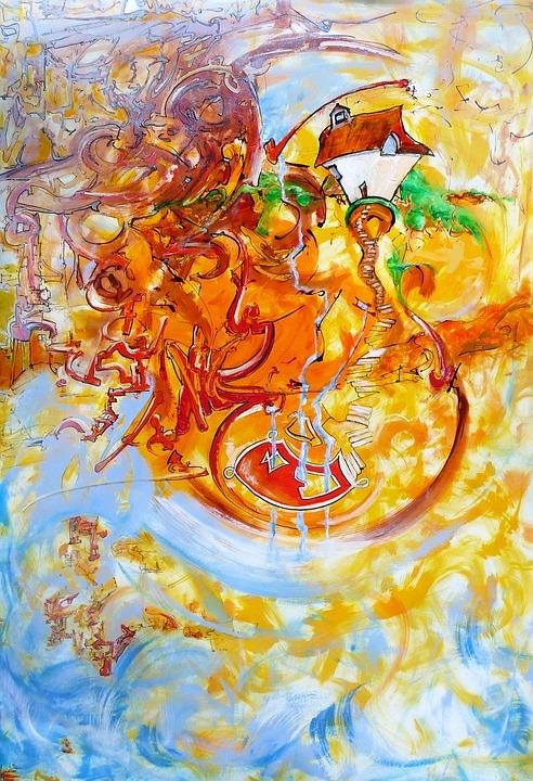 Arte Color Casa Imagen Gratis En Pixabay