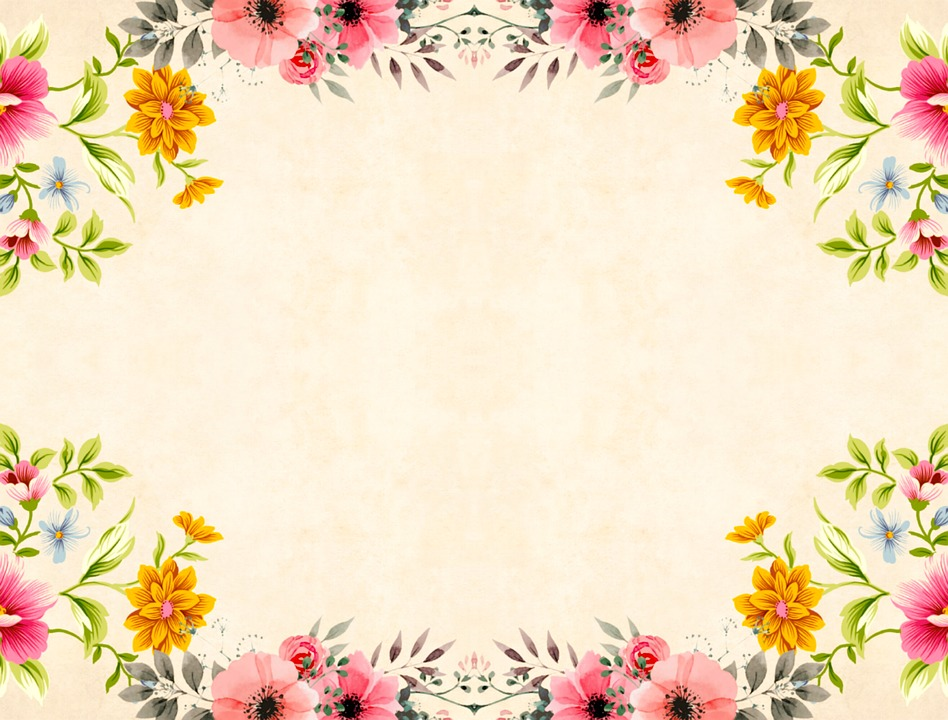 flower background vintage free image on pixabay
