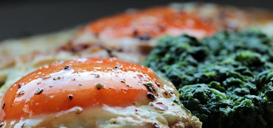 Alimentari, Mangiare, Spinaci, Fritto, Cibo, Delizioso