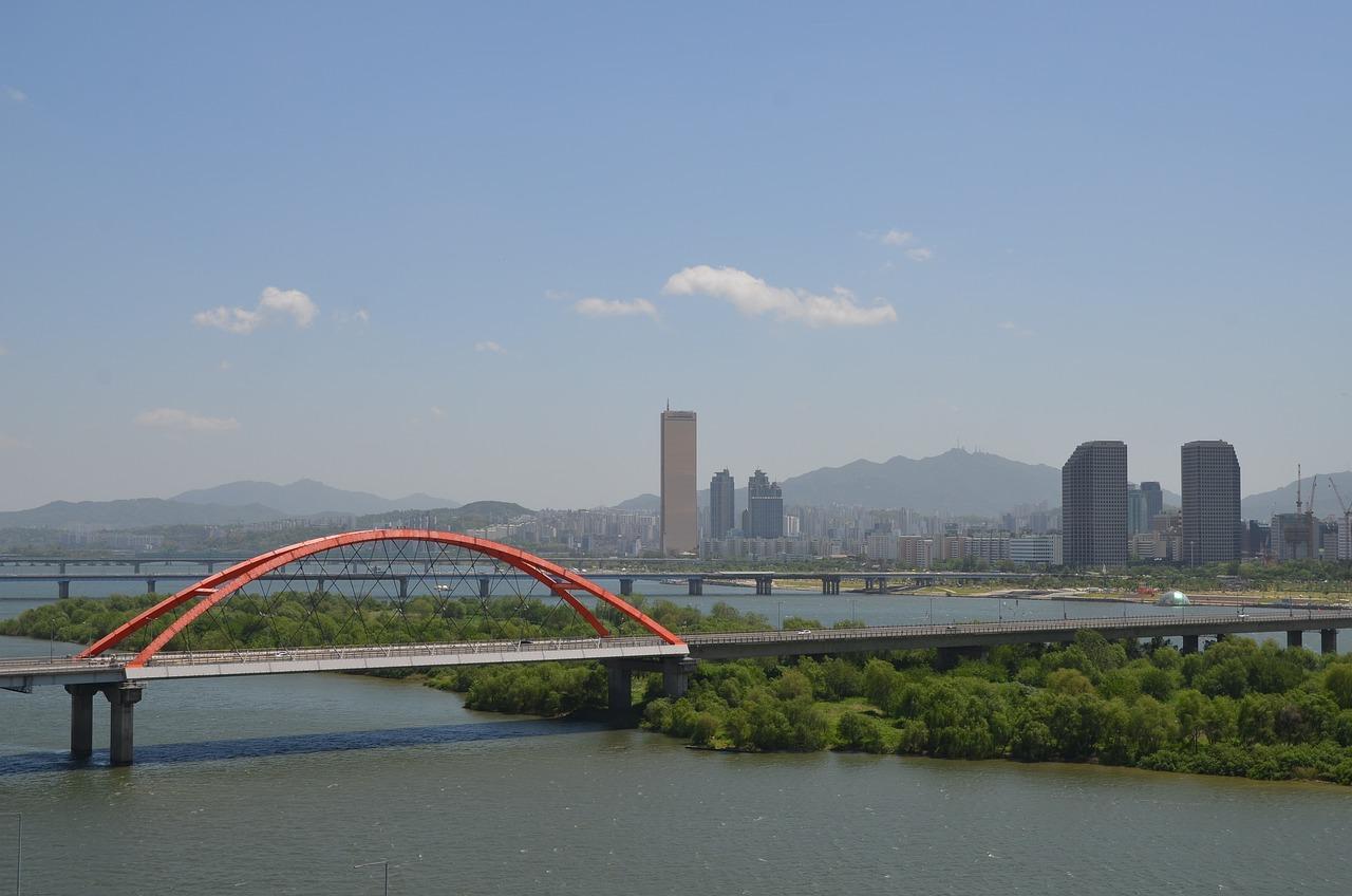 Seoul Yeouido Han River Sogang - Free photo on Pixabay