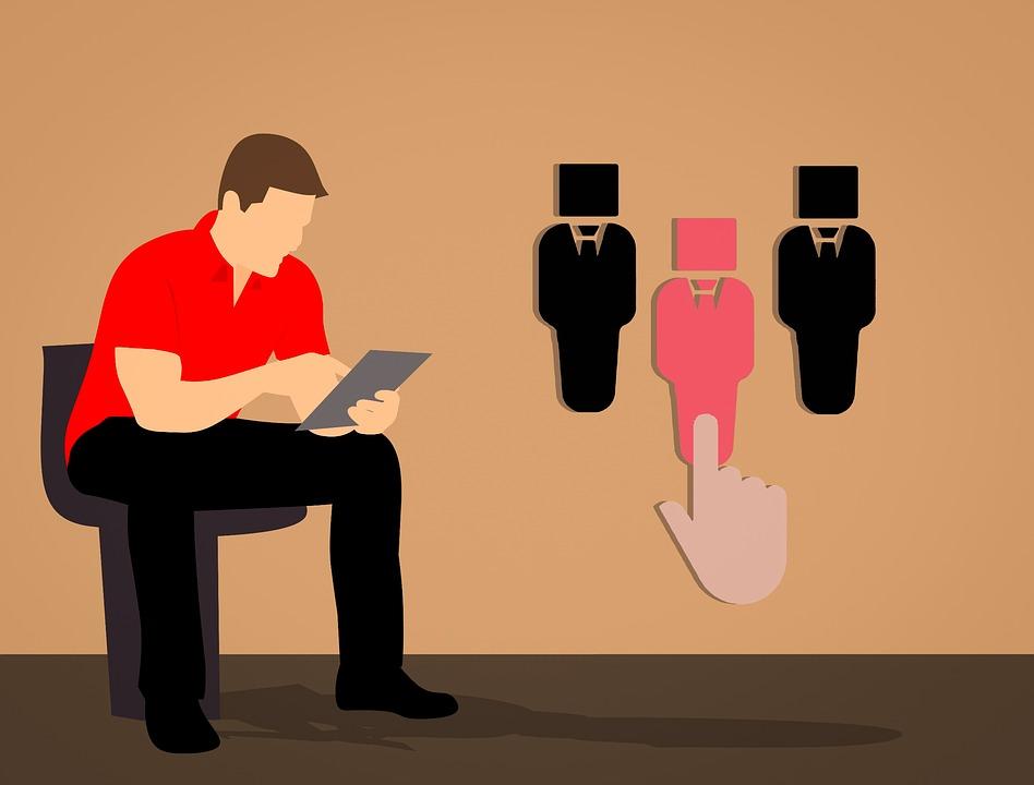 Hiring, Hr, Recruitment, Job, Selection Process