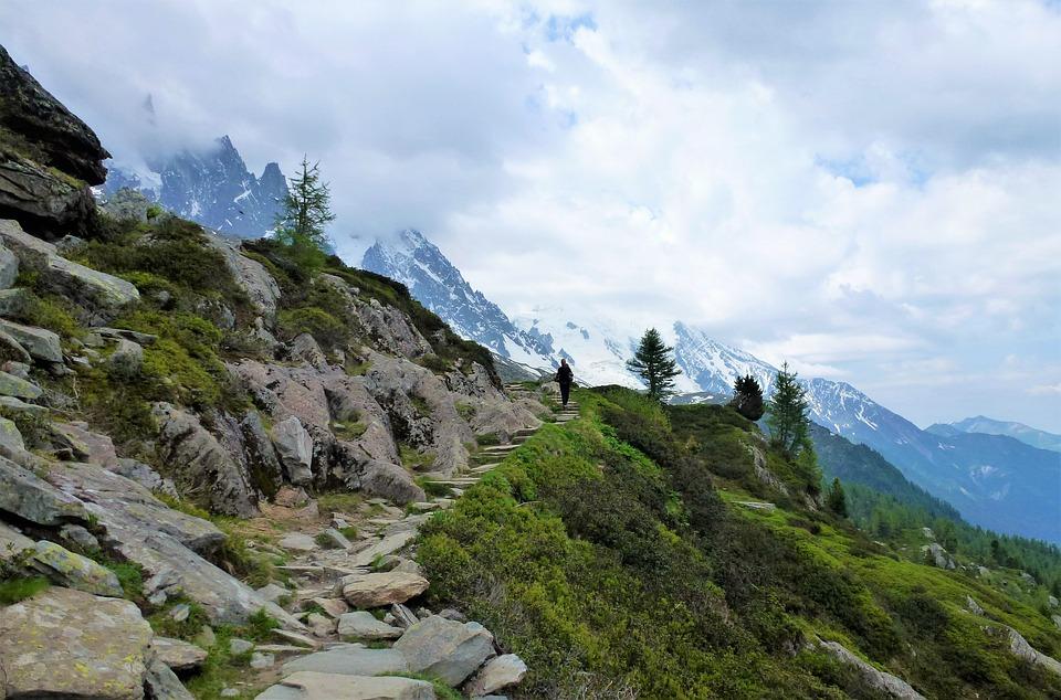 Natur Frankrike Alperna Haute Gratis Foto Pa Pixabay