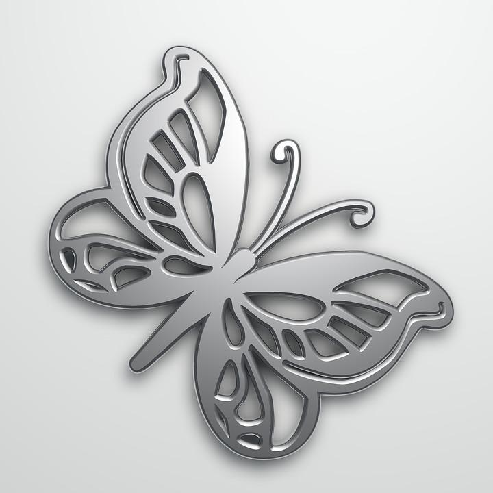 Butterfly Vector Templ...