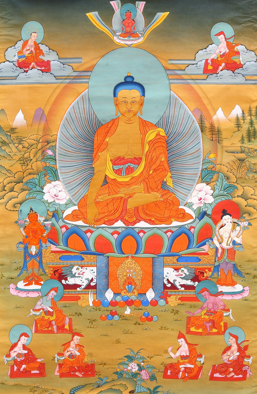 an analysis of the tolerant characteristics in the buddhist religion Generally speaking, the longer an organism is awake, the an analysis of the tolerant characteristics in the buddhist religion more it feels a need to sleep (sleep debt.