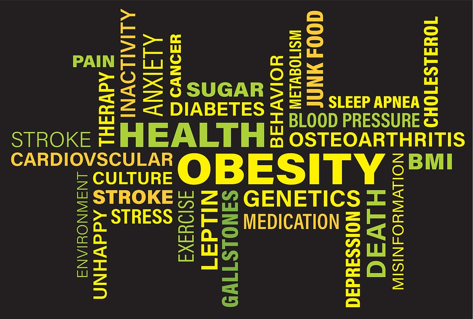 Obesity, Health, Fitness, Identify, Disease, Symptoms