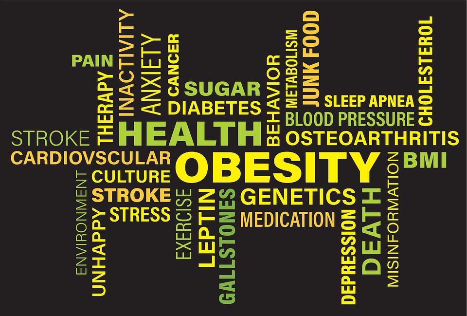 Obesità, Salute, Fitness, Identificare, Malattia