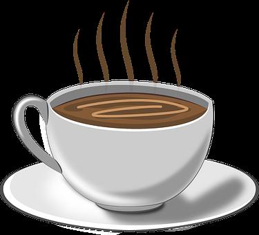 Kaffee, Coffe, Trinken, Pokal