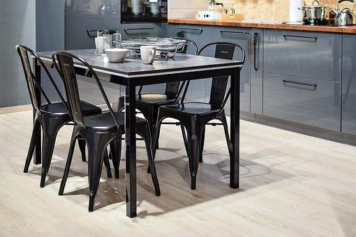 Cuisine Moderne, Meubles, Chaise