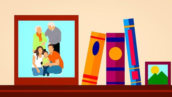 Família, Galeria, Geração, Memória, Home