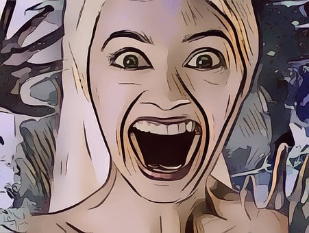 ポップアート, テロ, 女性, サイエンス フィクション, ファンタジー