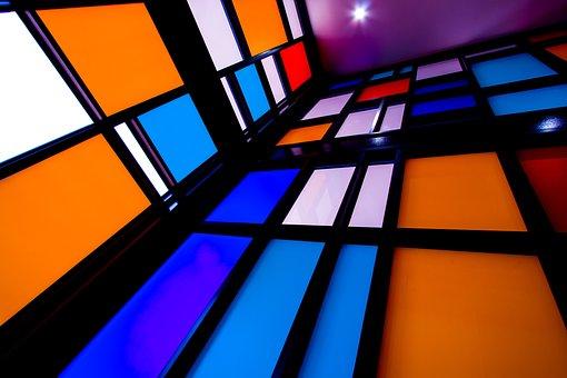 ガラスのコラボレーション商品, 明るい, 光, ウィンドウ, アーキテクチャ