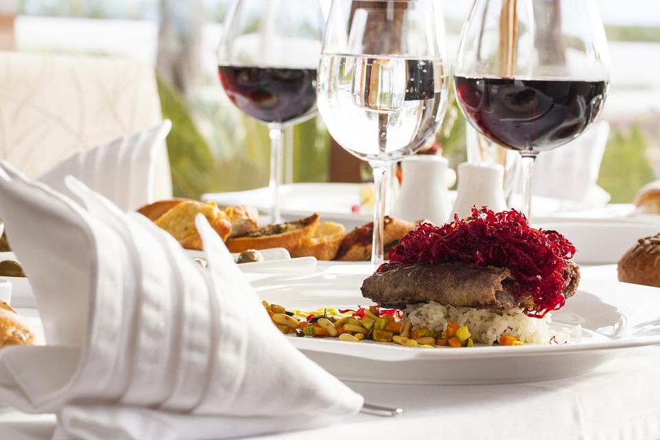 Wein, Restaurant, Das Getränk, Essen, Lebensmittel, Rot