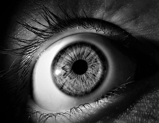 Eye, I, Vision, Eyeball, Eyelash, Woman