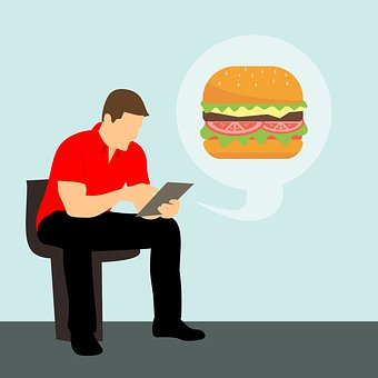 Restaurants Online, Burger, Eat