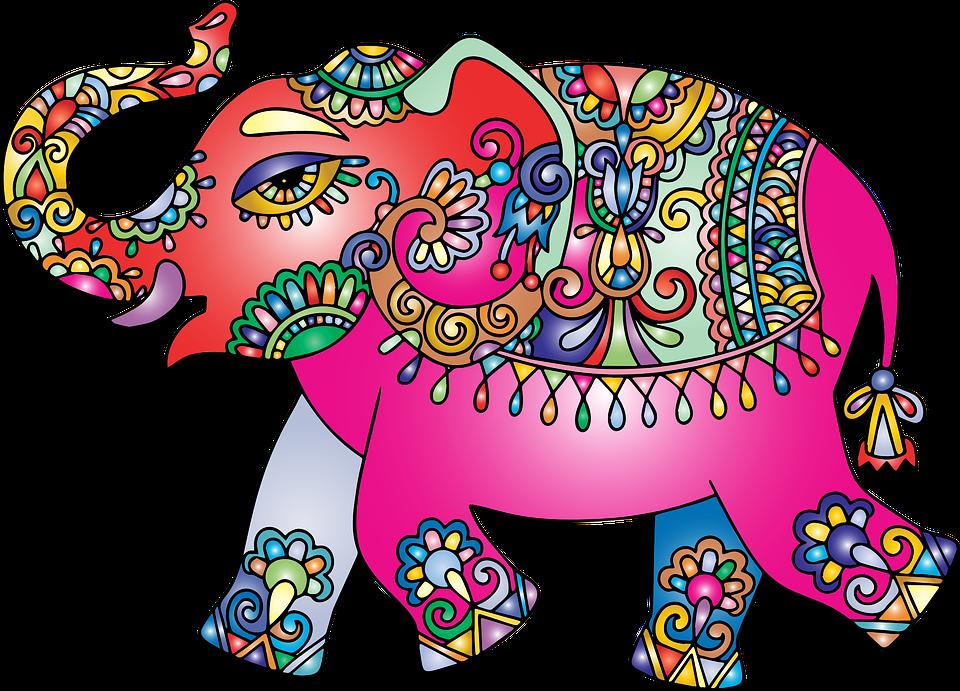 Elefant Dickhäuter Tier · Kostenlose Vektorgrafik auf Pixabay