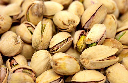 Pistachios, Eat, Delicious, Snack, Cores