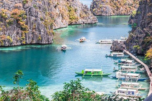 Lugares más bonitos del mundo, Islas Calamian, Palawan, Coron Palawan, Filipinas