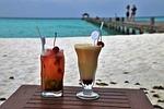 urlop, napój, tropikalny