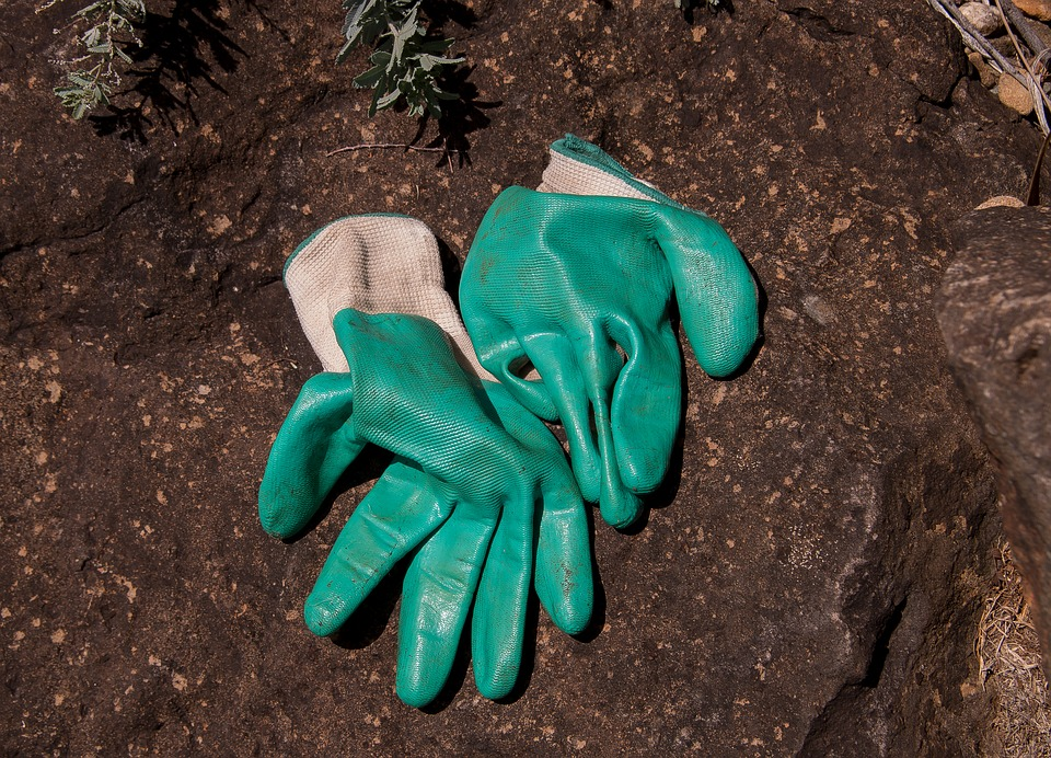 Gloves, Gardening, Protection, Hands, Clothing, Pair