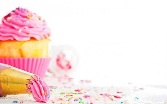 Cake, Birthday, Confetti, Sugar, bakingbusinessschool