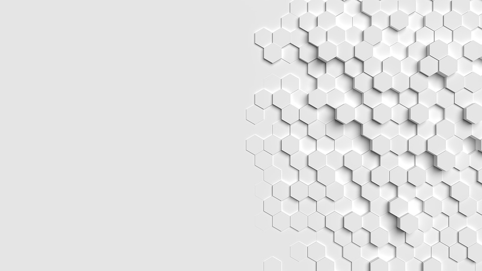 Grid Hex Hexagonal 183 Free Image On Pixabay