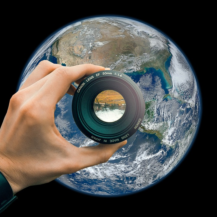 Spherical World Map.Earth Spherical Planet Free Photo On Pixabay