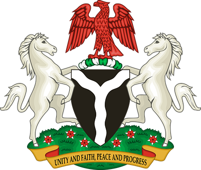 Nigeria, Coat, Arm