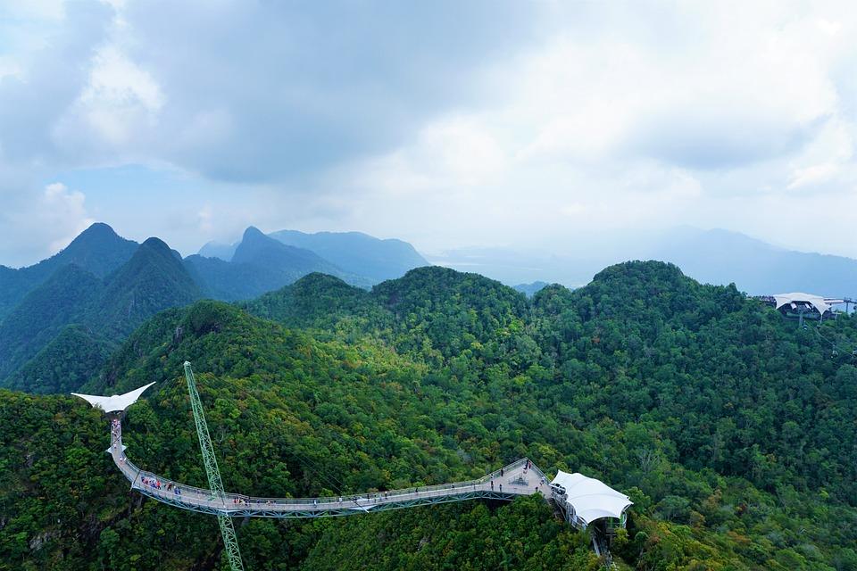 السياحة في جزيرة لانكاوي، ماليزيا