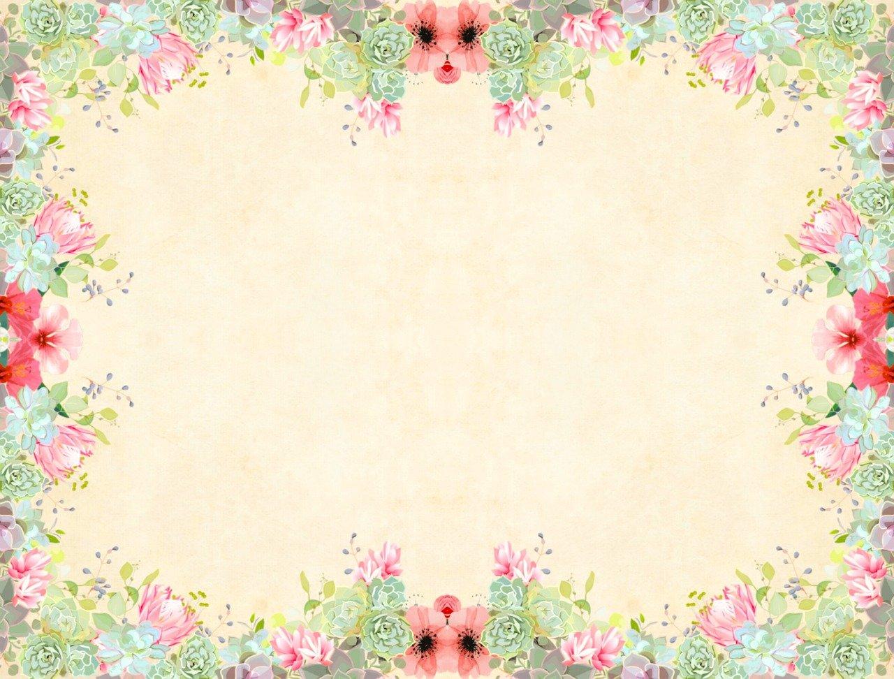 Flower Background Floral Free Image On Pixabay