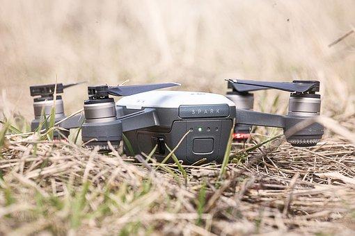 Drone, Faísca, Voar, Diversão, Brinquedo