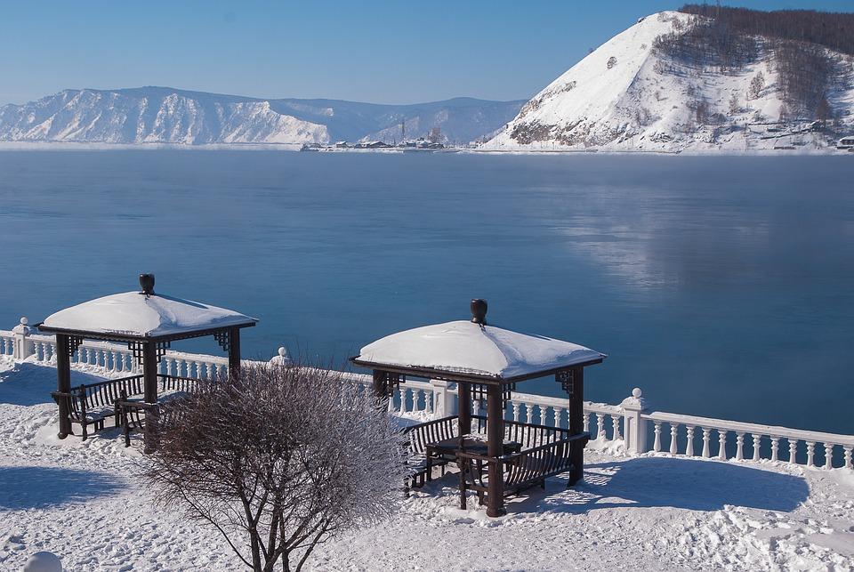 Resultado de imagen de lago baikal